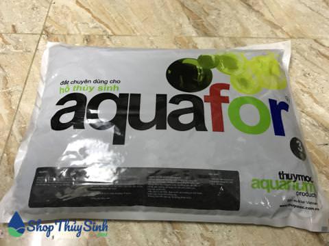 AquaFor loại phân nền thủy sinh bình dân dễ dùng