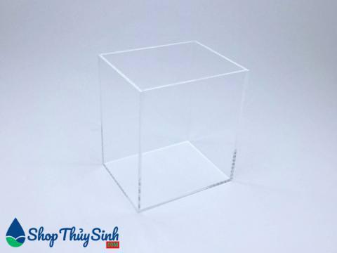 Bể cá mini dùng show cá hoặc hồ thủy sinh mini chất liệu Acrylic