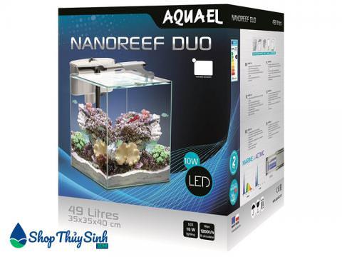 Bể cá mini nano cực chất cho cá biển Aquael Nano Reef Duo