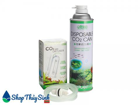Bình khí co2 mini Ista CO2 diffuser set Kid