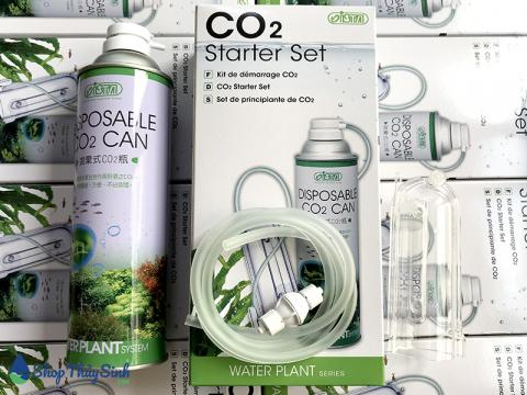Bộ bình co2 mini ista Starter set Kid co2