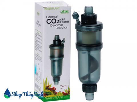Bộ trộn cánh quạt co2 Ista External CO2 Ceramic Reactor