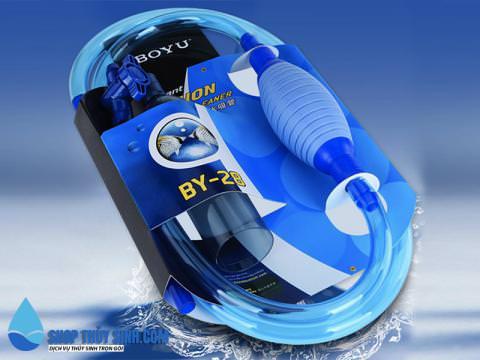 Bơm tay thay nước cho hồ cá Boyu BY-28