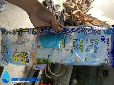 Bơm tay thay nước cho hồ cá hãng sản xuất Gex Nhật Bản