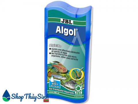 Chế phẩm diệt rêu hại JBL Algol
