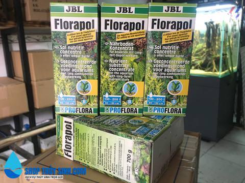 Cốt nền JBL Florapol loại dinh dưỡng bổ sung cho phân nền tốt nhất