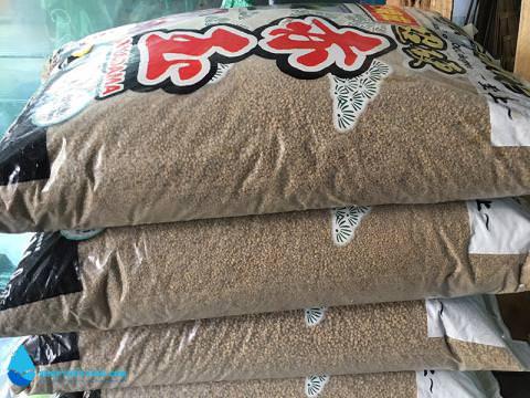 Đất Akadama loại phân nền ít dinh dưỡng