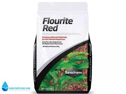 Đất nền thủy sinh cao cấp Seachem Flourite Red