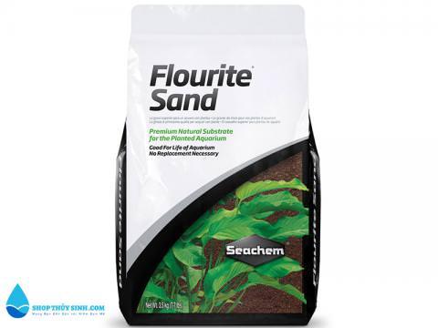 Đất nền thủy sinh Seachem Flourite Sand loại phân nền cao cấp