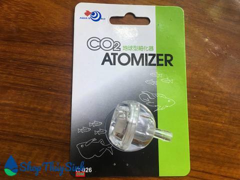 Đầu sủi co2 Atomizer G-026 của hãng Aqua World