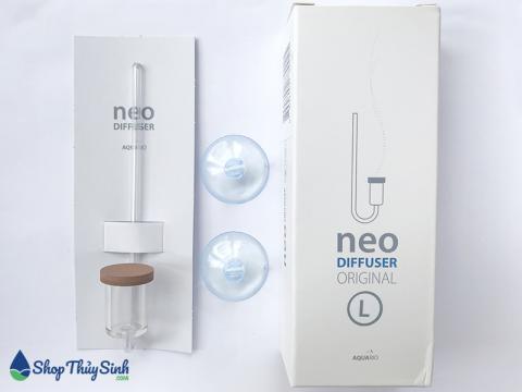 Đầu sủi co2 Neo Diffuser Original Size L tích hợp đếm giọt co2