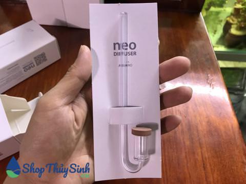 Đầu sủi Co2 NEO với nhiều kích thước khác nhau