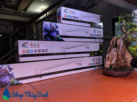 Đèn led Xuanmeilong WRGB đổi màu nhiều kích thước