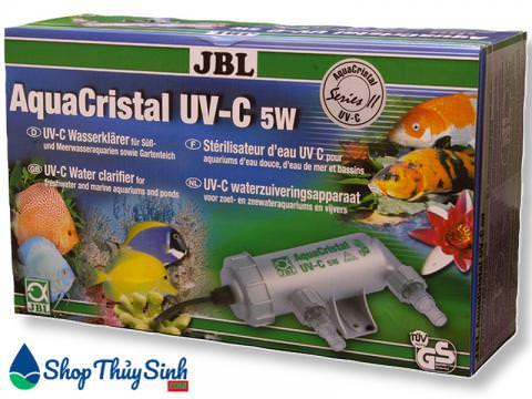 Đèn uv cao cấp cho hồ cá koi JBL ProCristal UV-C