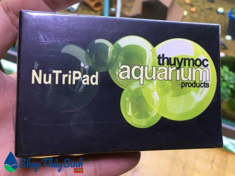 Giá thể Nutripad cho cây thủy sinh