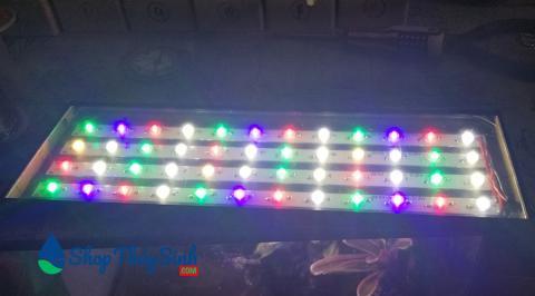 Hướng dẫn chế đèn led thủy sinh WRGB và RGB bài bản khoa học