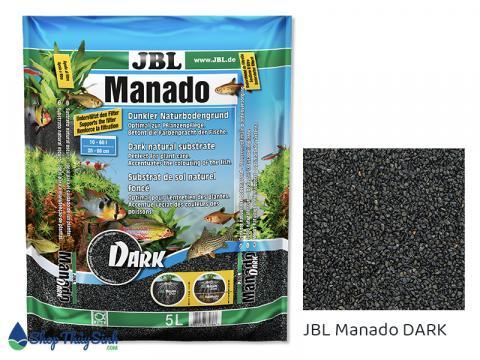 JBL Manado DARK chất nền trồng cây thủy sinh cao cấp