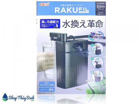 Máy lọc nước bể cá thủy sinh Gex Slim Raku Filter