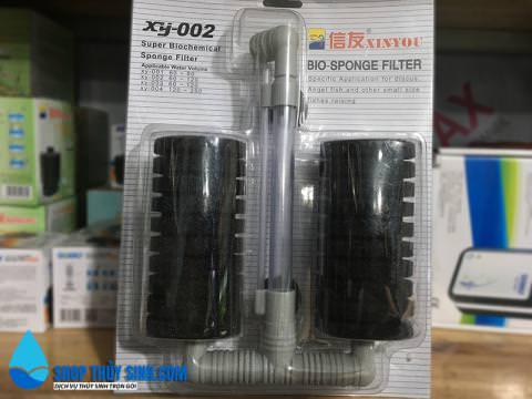 Lọc bio đôi Xinyou xy-002 loại lọc hơi cao cấp