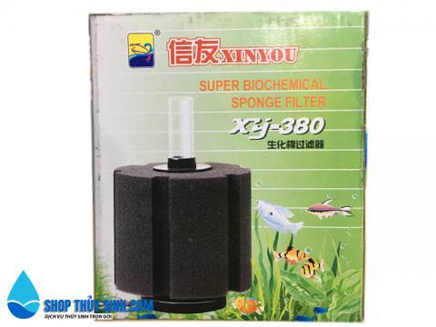 Lọc bio xinyou XY-380 loại lọc hơi thông dụng nhất hiện nay