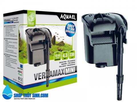 Lọc thác Aquael VersaMax Mini thích hợp dùng cho hồ 60cm