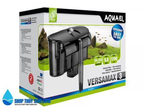 Lọc thác cao cấp nhập khẩu Aquael VersaMax 3