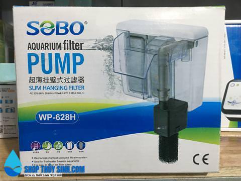 Lọc thác cao cấp Sobo wp-628H phù hợp cho bể cá mini