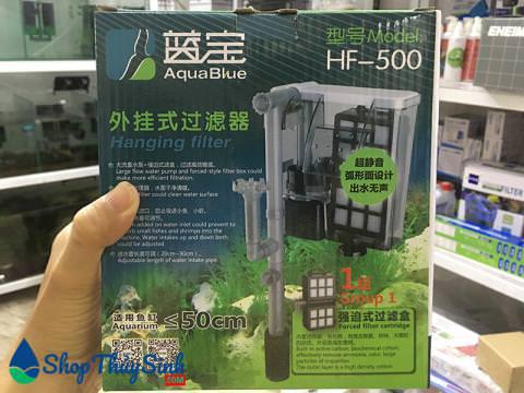 Lọc thác cho hồ cá Aquablue HF-500