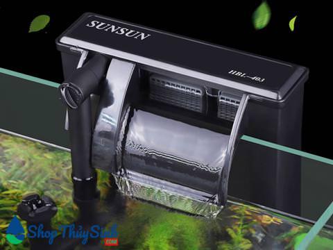 Lọc thác mini cho bể cá cảnh Sunsun HBL-403
