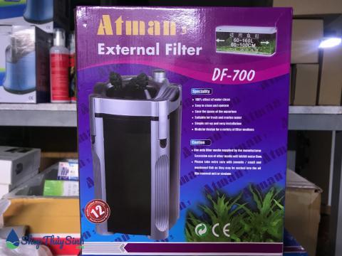 Lọc thùng Atman DF-700 lọc chuyên dụng cho hồ thủy sinh