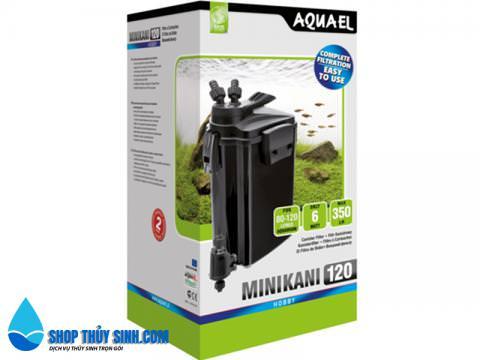 Lọc thùng cao cấp Aquael Mini Kani Filter 120