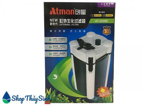 Lọc thùng cao cấp Atman 3339S
