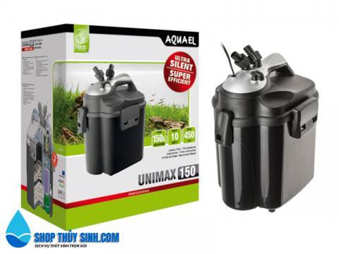 Lọc thùng cao cấp cho hồ thủy sinh Aquael UNIMAX Filter