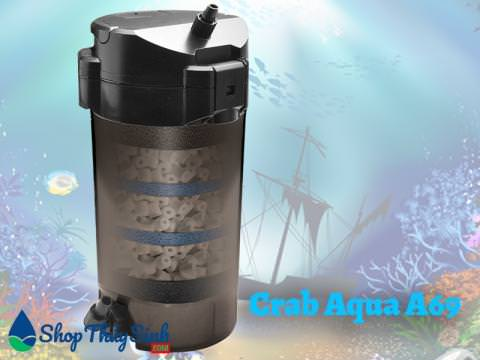 Lọc thùng cao cấp của Crab Aqua A69 dùng cho hồ 60-90cm