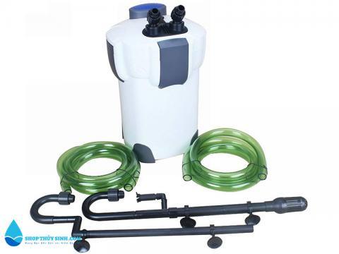 Lọc thùng cao cấp Sunsun HW-302 chuyên dụng cho hồ thủy sinh