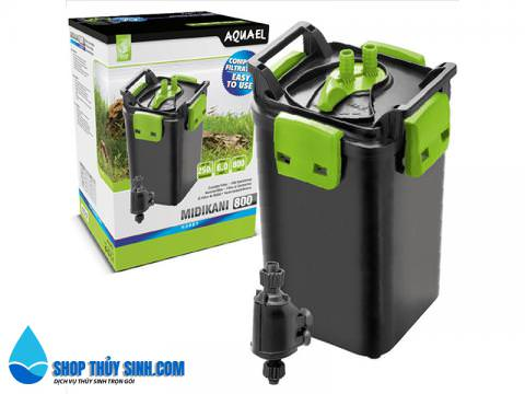 Lọc thùng cho hồ thủy sinh Aquael Midi Kani Filter 800