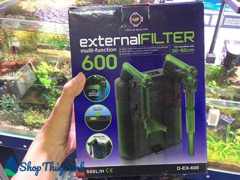 Lọc treo cho hồ thủy sinh External Filter 600