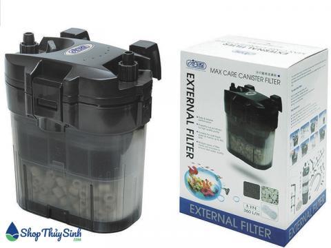 Lọc treo Ista All in One External Filter chuyên dụng lọc nước bể cá