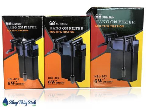 Lọc treo Sunsun HBL 801, HBL 802 và HBL 803