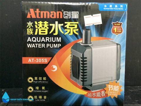 Máy bơm bể cá Atman 305s thế hệ mới