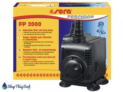 Máy bơm bể cá sera filter and feed pumps FP
