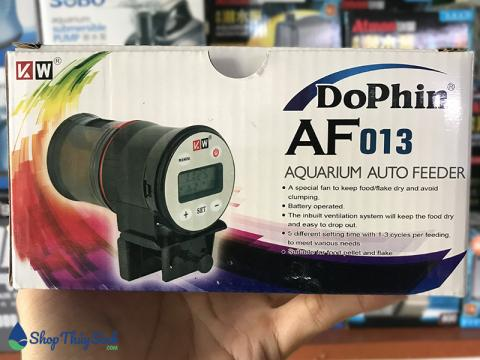 Máy cho cá ăn tự động Dophin AF013