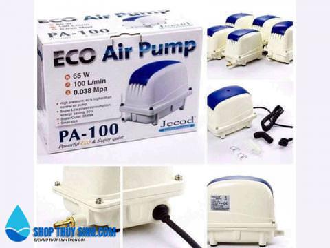 Máy sủi oxy cao cấp JECOD ECO AIR PUMP siêu mạnh và bền