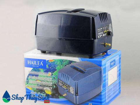 Máy sủi oxy dự phòng cúp điện Hailea CP60