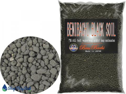 Benibachi Black Soil Fulvic Phân nền nuôi tép ong chuyên nghiệp