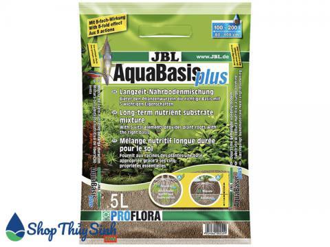 Nền trộn dinh dưỡng cao JBL Aquabasis Plus xuất xứ từ Đức