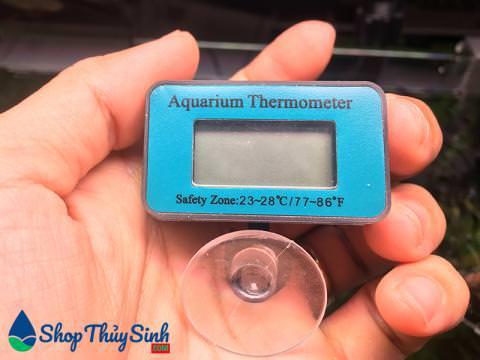 Nhiệt kế điện tử cho bể cá và thủy sinh Thermometer