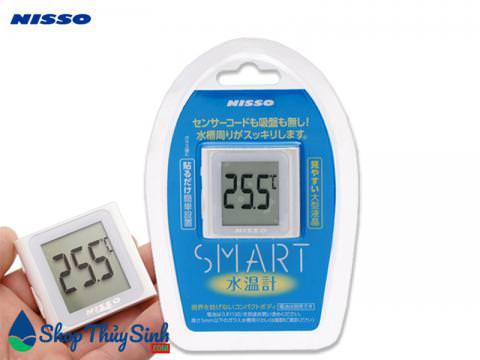 Nhiệt kế điện tử theo dõi nhiệt độ hồ cá Nisso Digital Water Temperature Smart
