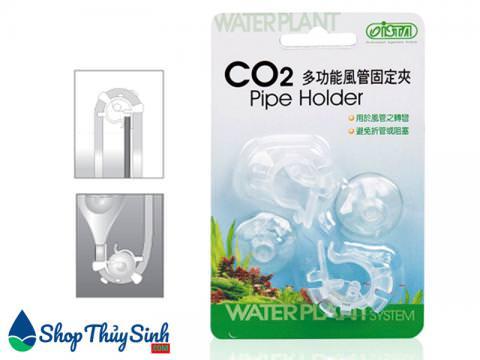 Núm hít giữ ống co2 của hồ thủy sinh Ista CO2 Air Pipe Holder