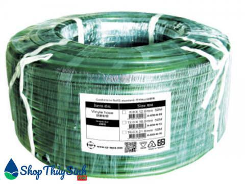 Ống nhựa dẻo xanh chuyên làm dây dẫn lọc cho lọc thùng
